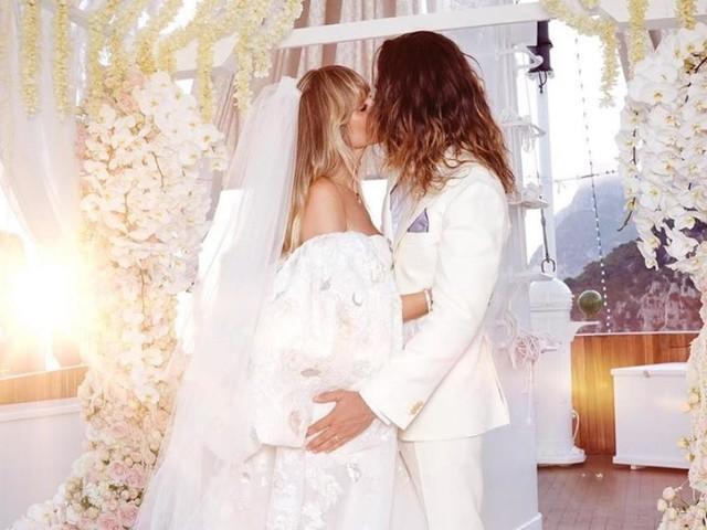 Heidi Klum lüftet Brautkleid-Geheimnis - und überrascht mit Ehering