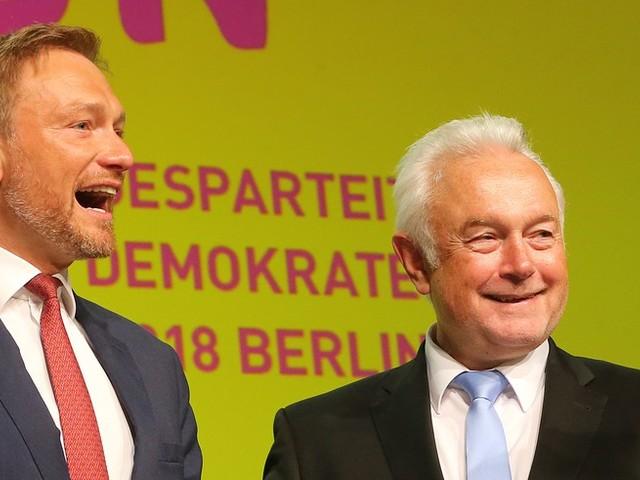 Bundestagswahl im News-Ticker – FDP-Spitze wirbt für Jamaika-Koalition auch bei Wahlsieg der SPD