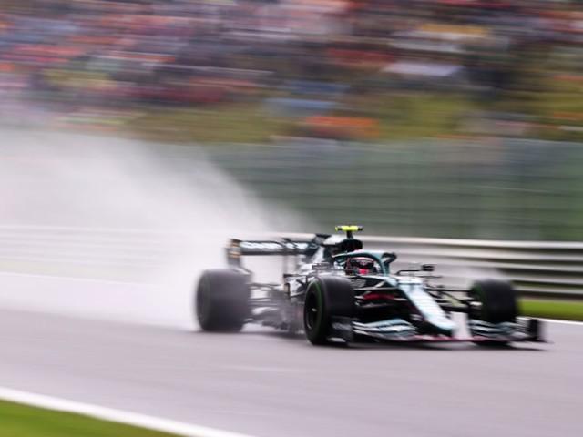 Formel 1 in Spa - GP von Belgien im Live-Ticker: Wird auch Rennen zum Regen-Drama?