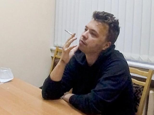 Blogger in Hausarrest verlegt: Protassewitsch ist nicht mehr im Gefängnis