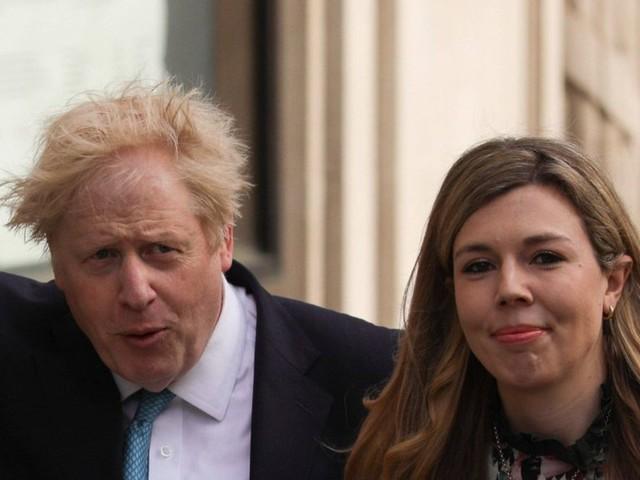 Boris und Carrie Johnson: Nicht nur positive Reaktionen auf Baby-News