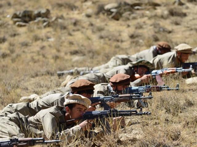 Afghanistan: Schwere Gefechte im Panjshir-Tal
