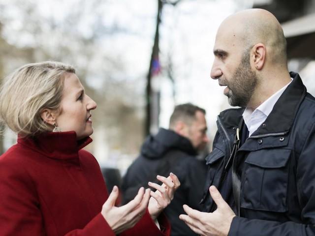 Ministerin Raab in Berliner Migrations-Hotspot