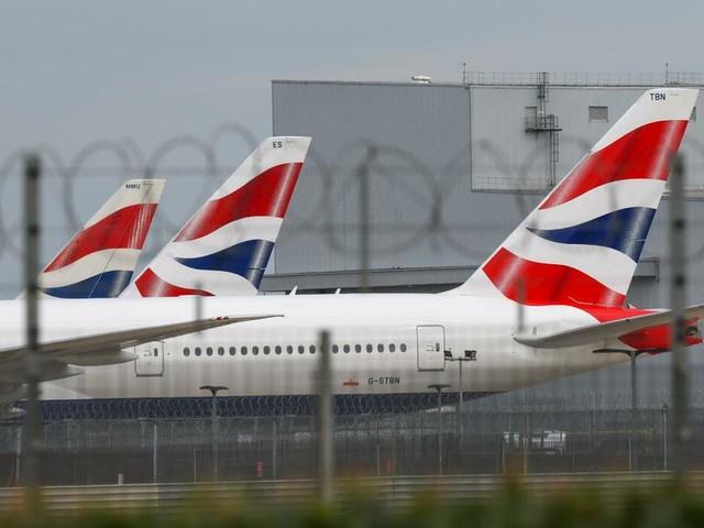 Luftfahrt: British-Airways-Mutter IAG bleibt tief in den roten Zahlen