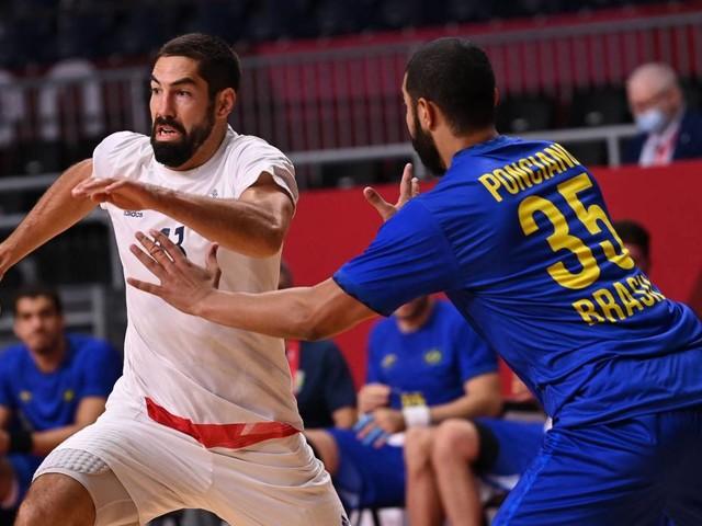Olympia: Handball: Frankreich und Spanien siegen