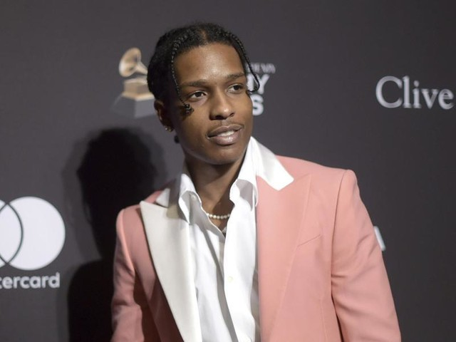 Körperverletzung: US-Rapper Asap Rocky in Schweden verurteilt