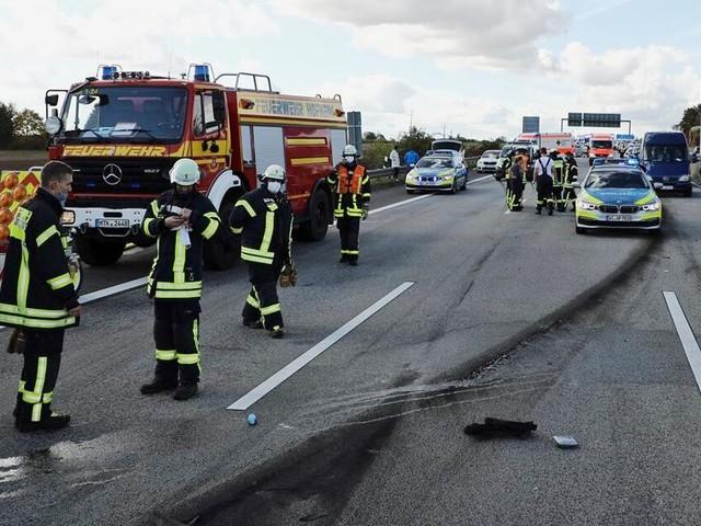 Festnahmen nach mutmaßlichem Autorennen auf A66 mit einem Toten