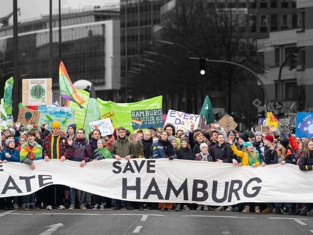 So haben die jungen Wähler in Hamburg abgestimmt