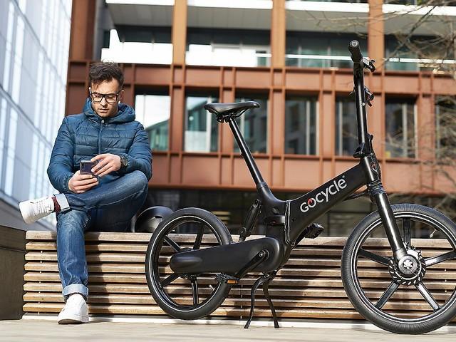 Alternative zum Brompton: E-Faltrad Gocycle GX - das klappt