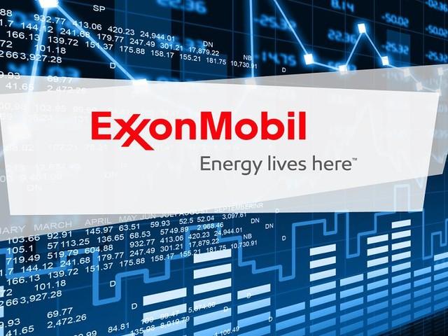 Exxon Mobil-Aktie Aktuell - Exxon Mobil mit deutlichen Kursverlusten von 3,9 Prozent