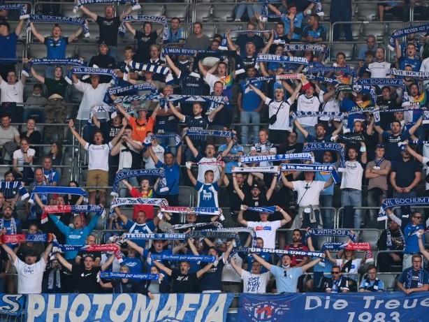 Bundesliga: Trotz 0:7-Debakel: Fans des VfL Bochum verhöhnen Schalke
