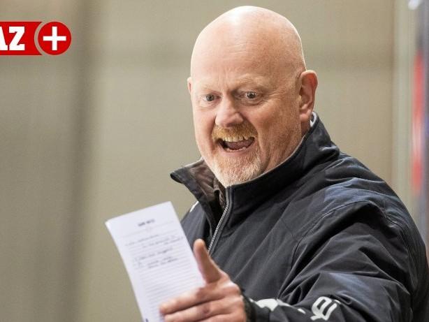 Eishockey: EVD-Trainer Alex Jacobs: Vorbereitung geht nun erst los