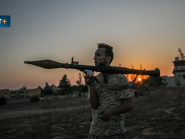Nur das Erbe Gaddafis verhindert die Katastrophe