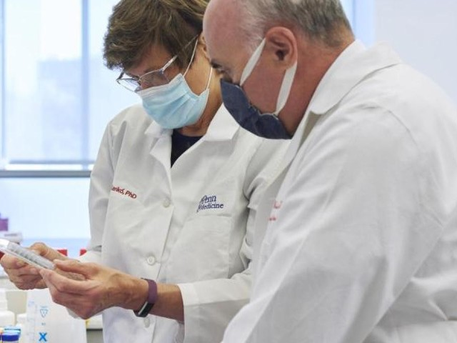 Lasker-Preis für Biontech-Biochemikerin Katalin Karikó