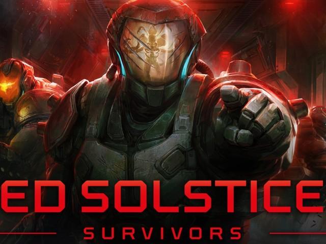 Red Solstice 2: Survivors - Die STROL-Mutantenplage auf dem Mars darf ab heute bekämpft werden