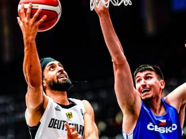 Supercup in Hamburg: Deutsche Basketballer mit Sieg gegen Tschechien
