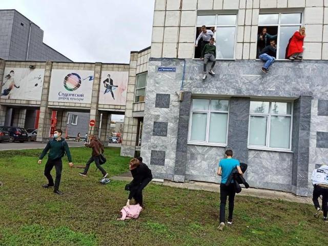 Kriminalität: Acht Menschen sterben bei Amoklauf an russischer Universität