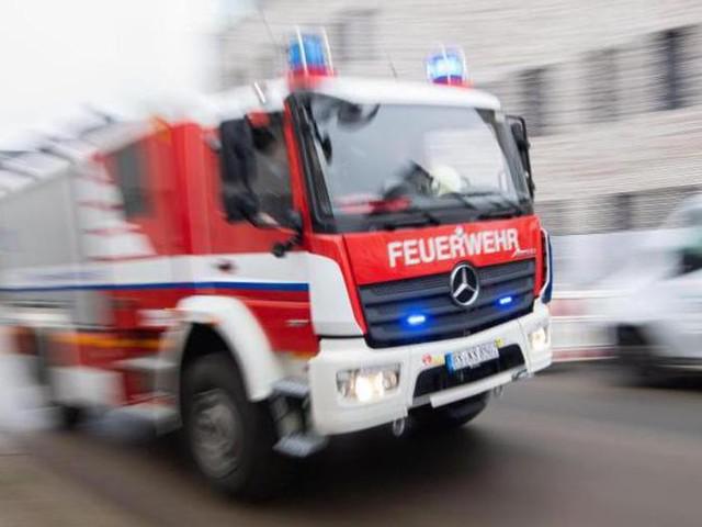 Münsterland: 200.000 Euro Sachschaden bei Wohnhausbrand