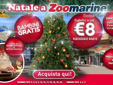 Zoomarine Roma öffnet 2017 erstmals auch zur Weihnachtszeit: Das bietet die Winter-Saison!