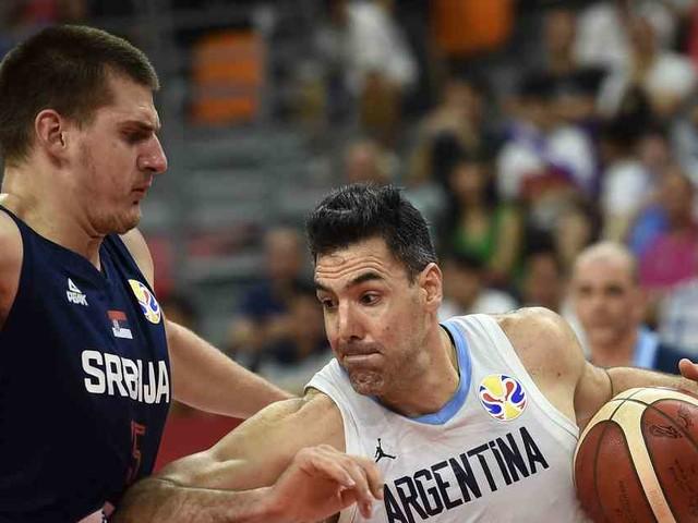 Basketball-WM: Argentinien schockt Serbien und steht im Halbfinale