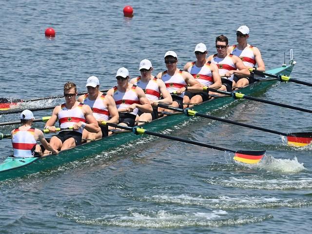 Das bringt der Olympia-Freitag: Für das deutsche Paradeboot zählt nur Gold