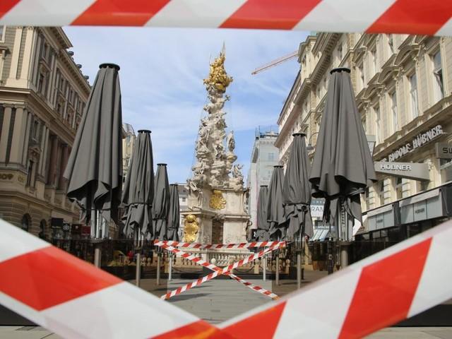 Die Wiener Maskenpflicht: Wenige Menschen, aber viel Verwirrung