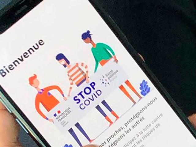 "Frankreich startet Corona-Warn-App ""StopCovid"""