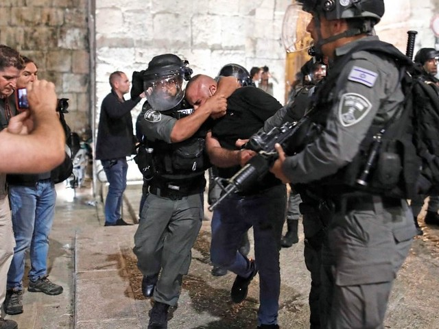 Festnahmen und Verletzte bei erneuten Zusammenstößen in Jerusalem