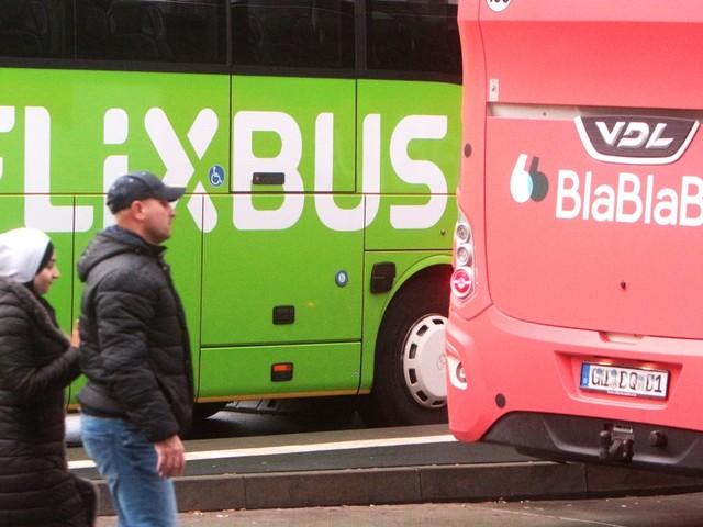 Flixbus, BlablaCar, Pinkbus und Co.: Angebot wächst wieder
