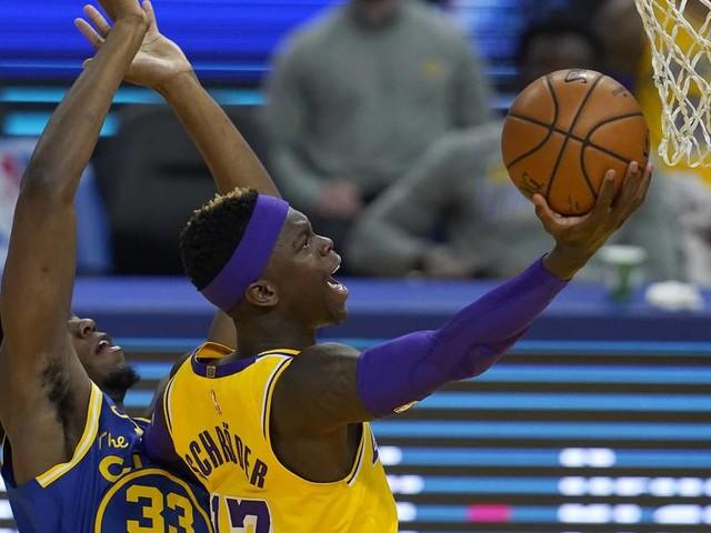 Basketball: Lakers und Schröder feiern nächsten Sieg in der NBA