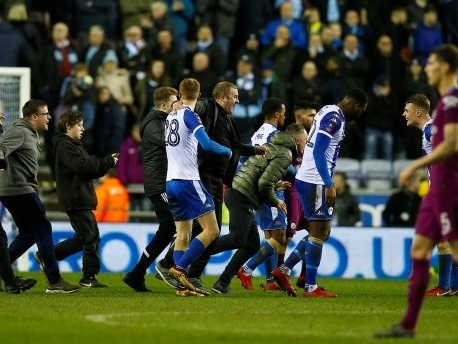 FA Cup: ManCity blamiert sich gegen Drittligaverein Wigan