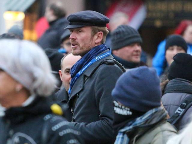 Panne beim ZDF: Verurteilter Neonazi kommt zufällig in Straßenumfrage zu Wort