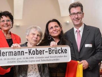 60 Jahre DAHW: Menschlichkeit als Würzburger Exportgut
