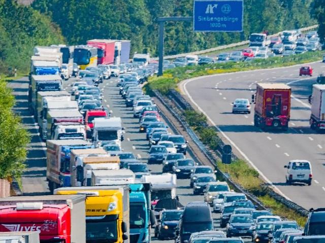 Verkehrsstörungen in Bonn und der Region: A3 am kommenden Wochenende erneut gesperrt