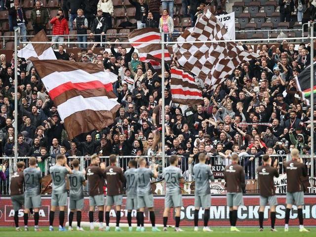 2. Liga: FCSt. Pauli plant gegen Dresden erneut 2G-Modell für Fans