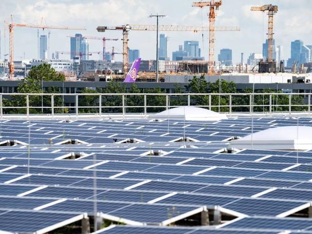 Frankfurt: Der lange und schwere Weg zum klimaneutralen Flughafen