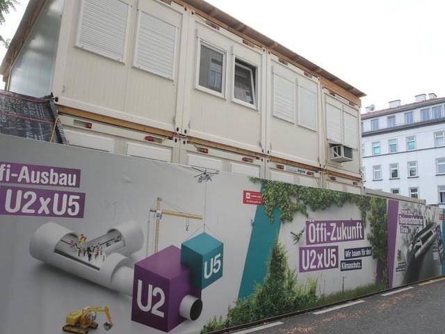 Wien: Verlängerung der U-Bahn-Linie U5 bis Station Hernals fixiert