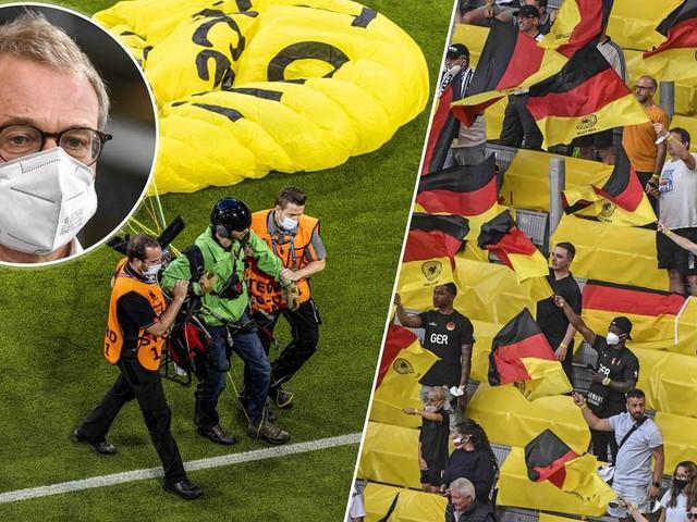 Nach EM-Auftakt der DFB-Auswahl: Peters verurteilt Greenpeace und lobt Fans