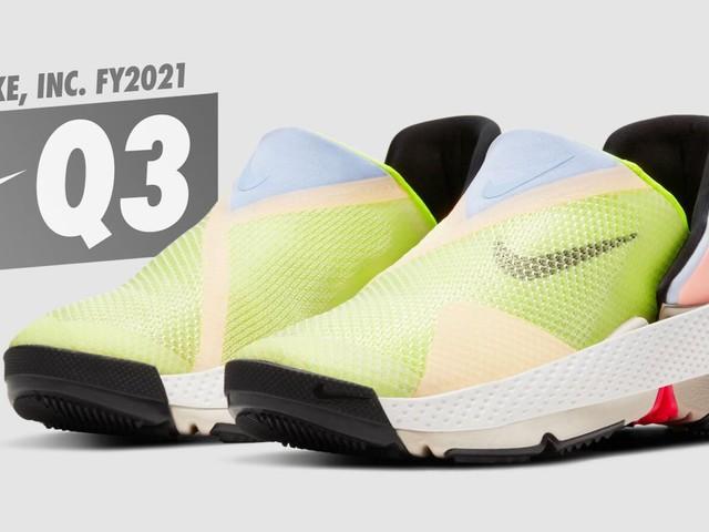 Starkes China-Geschäft hält Nike im dritten Quartal auf Wachstumskurs