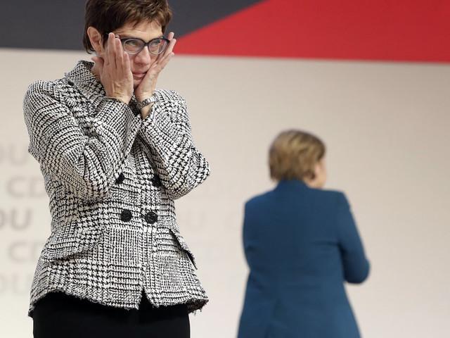 AKK als CDU-Chefin: Was der Sieg für die Partei und für Deutschland bedeutet
