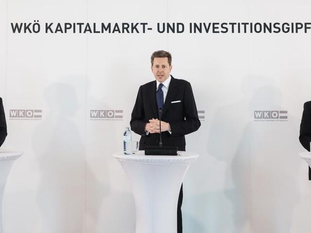 Finanzministerium und WKÖ pochen auf höhere Eigenkapitalquote bei Firmen