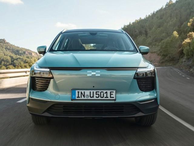 Aiways U5: Kommt der bessere Volkswagen aus China?