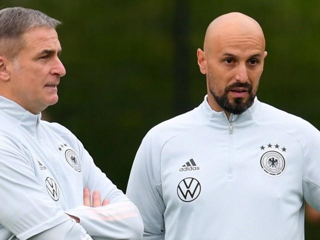 Di Salvo wird Kuntz-Nachfolger als U21-Trainer