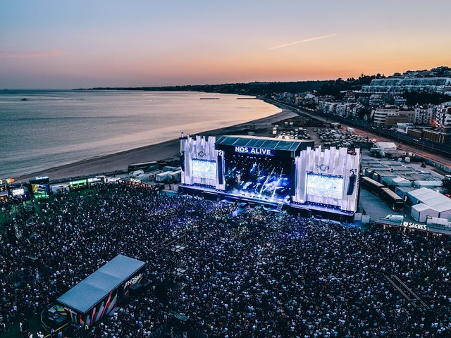 Festival-Bericht: NOS Alive 2019