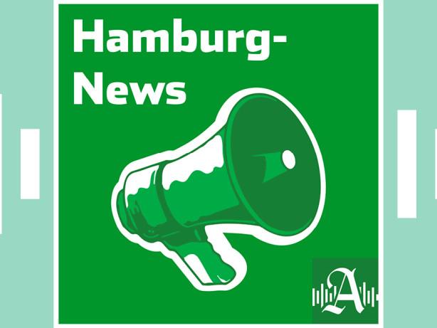 Täglicher Podcast: Hamburg-News: CDU weit hinter SPD und Grünen