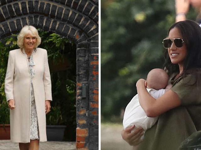 Zu divenhaft: Camilla gibt Meghan im Wimbledon eine Lektion in Volksnähe