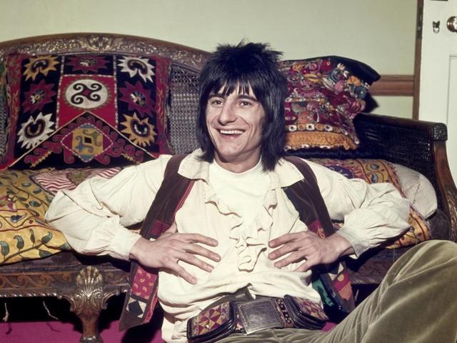 Rolling Stones: Ron Wood hatte auf Partys immer einen Bunsenbrenner dabei, um Kokain zu rauchen