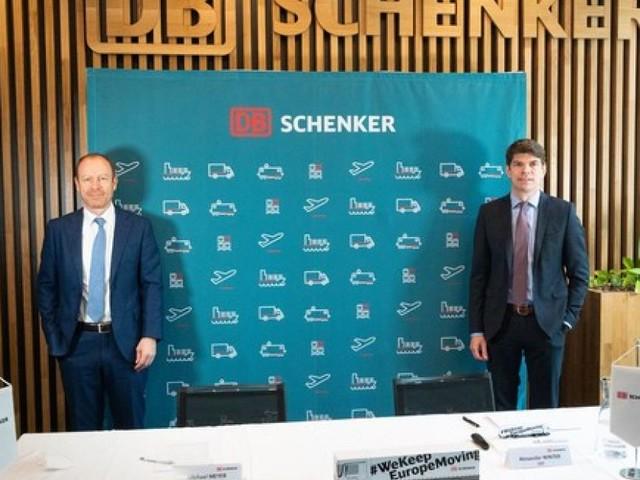 DB Schenker in Österreich & Südosteuropa Bilanz 2020: Trotz Corona stabil