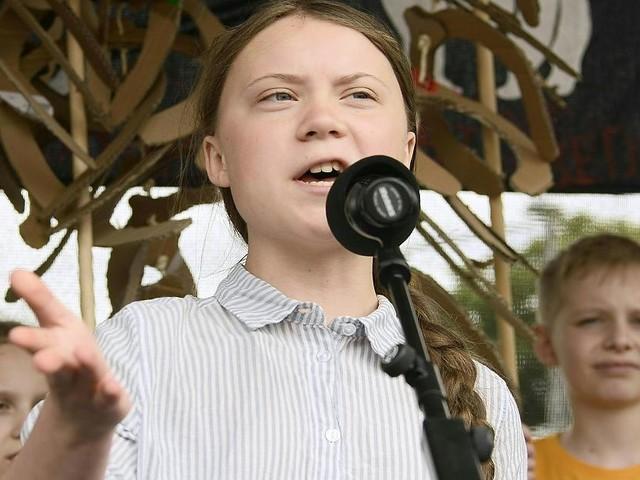Kampf fürs Klima - Greta Thunberg geht ein Jahr lang nicht zur Schule