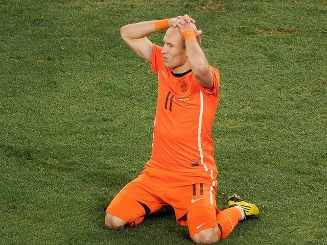 Arjen Robben tritt aus Nationalmannschaft zurück: Seine bewegendsten Momente